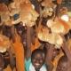 Kinder in Ghana